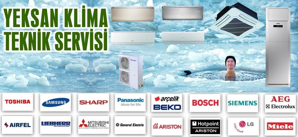 Antalya Yeksan Klima Teknik Servisi - İletişim 0555 012 7018 Whatsapp
